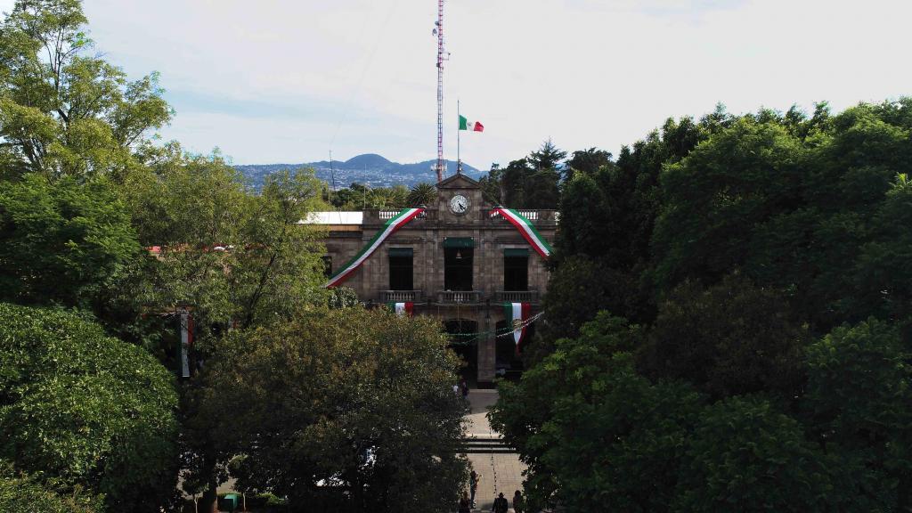 Edificio de la Alcaldía