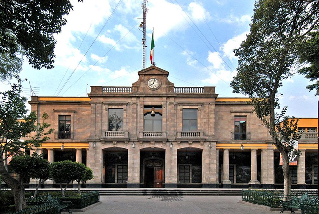 Edif. Alcaldía