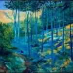 pintura de Tlalpan 5