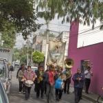 Orquesta en el Barrio de Niño Jesús