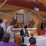 Misa en el Barrio de Niño Jesús