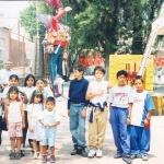 Niños en el Barrio de Niño Jesús