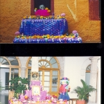 Altar de muertos Barrio de Niño Jesús