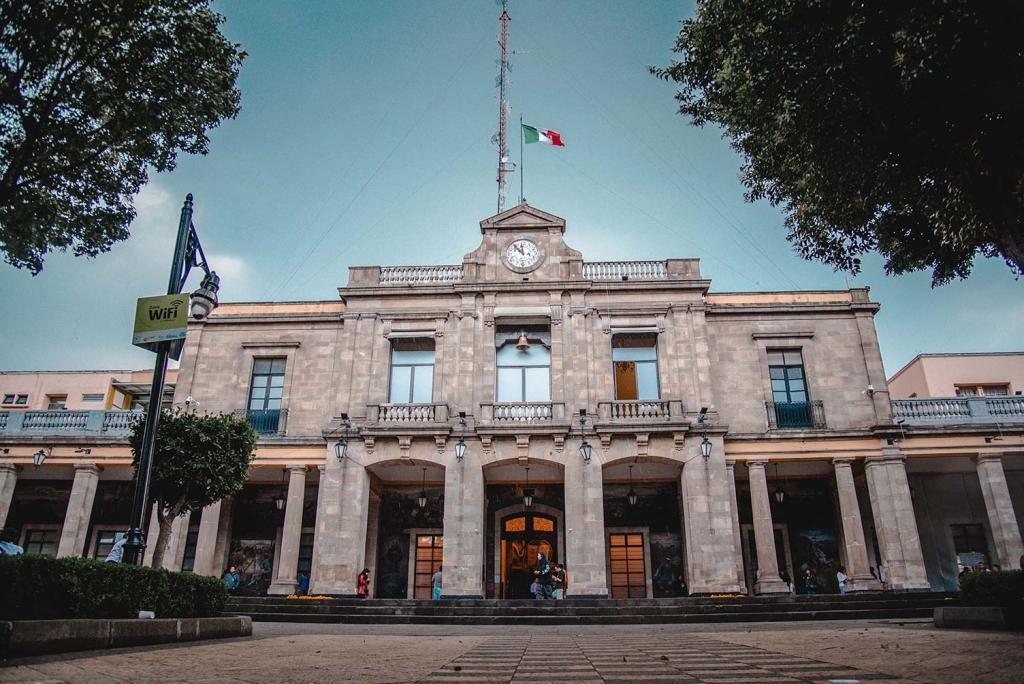 Inmuebles históricos de Tlalpan Vanessa Iris Mejía Narváez