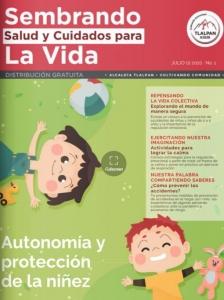 revista sembrando salud y cuidado Vanessa Iris Mejía Narváez
