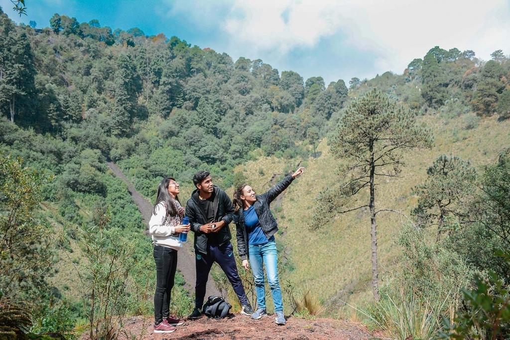 ecoturismo de Tlalpan