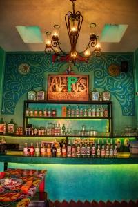 Comida oaxaqueña en la ciudad de México
