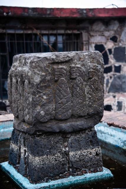 El cuartillo zona arqueológica de Tlalpan