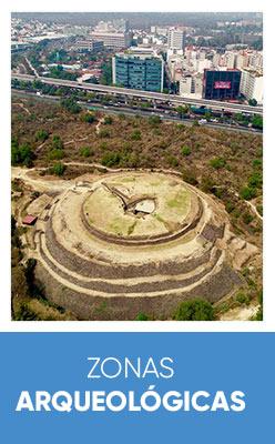 zonas arqueológicas en Tlalpan, Cuiculco