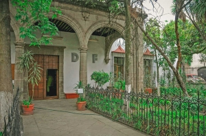 Casa del Conde de Regla Turismo Tlalpan La Conchita