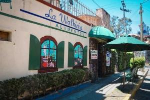 Pueblo de Chimalcoyoc turismo tlalpan