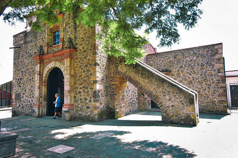 Pueblo de San Pedro Mártir Turismo Tlalpan
