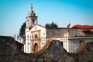 Iglesia de San Miguel Ajusco Turismo en TLalpan
