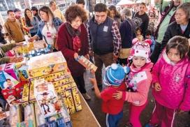 Apoyos a niñas y niños de Tlalpan
