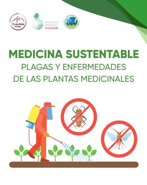 Plagas en plantas medicinales