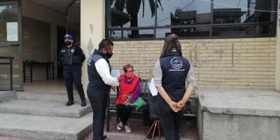 """Alcaldía Tlalpan lleva Módulo itinerante contra la violencia"""" a los pueblos (3)"""