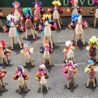 El jueves de Corpus Christie es el día de las mulitas