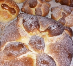 Rico pan de muerto 1