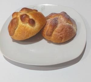 Rico pan de muerto 2